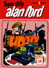 Alan Ford br.058