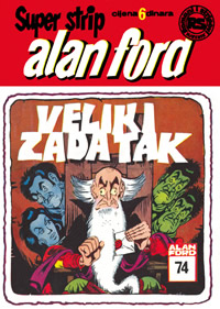 Alan Ford br.074