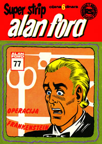 Alan Ford br.077