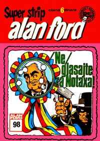 Alan Ford br.098