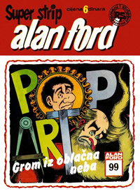 Alan Ford br.099