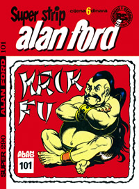 Alan Ford br.101