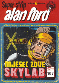Alan Ford br.107