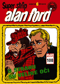 Alan Ford br.108
