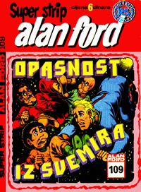 Alan Ford br.109