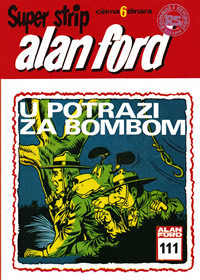 Alan Ford br.111