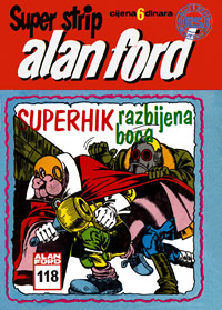 Alan Ford br.118