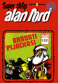 Alan Ford br.122