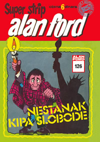 Alan Ford br.126