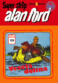 Alan Ford br.129