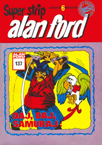 Alan Ford br.137