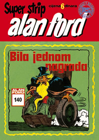 Alan Ford br.140