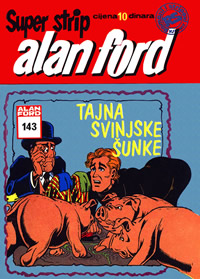 Alan Ford br.143