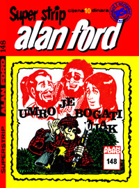 Alan Ford br.148