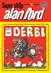 Alan Ford br.150