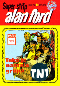 Alan Ford br.151