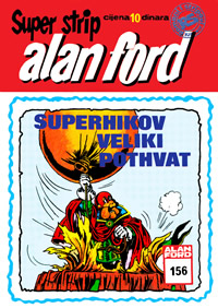 Alan Ford br.156