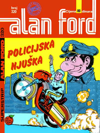 Alan Ford br.191