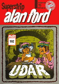 Alan Ford br.192