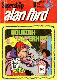Alan Ford br.205