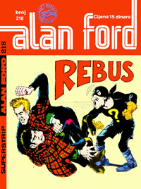 Alan Ford br.218