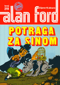 Alan Ford br.219