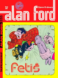 Alan Ford br.233