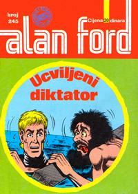 Alan Ford br.245