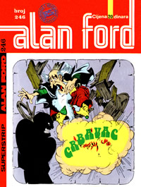 Alan Ford br.246
