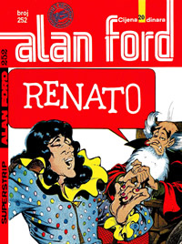 Alan Ford br.252