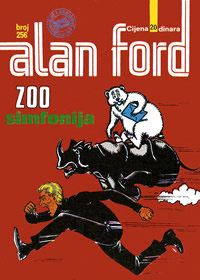 Alan Ford br.256