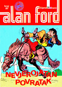 Alan Ford br.257