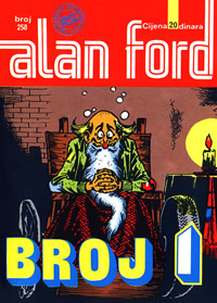 Alan Ford br.258