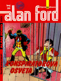 Alan Ford br.260