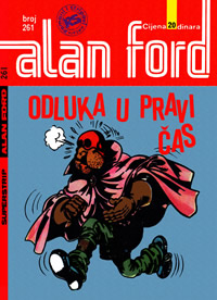 Alan Ford br.261