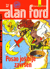 Alan Ford br.267