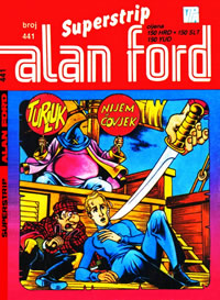 Alan Ford br.271