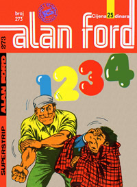 Alan Ford br.273