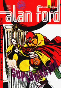 Alan Ford br.276