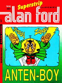 Alan Ford br.277