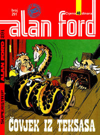 Alan Ford br.291