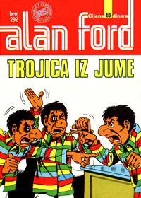 Alan Ford br.292