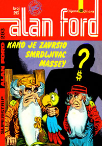 Alan Ford br.293