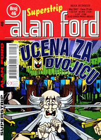 Alan Ford br.295