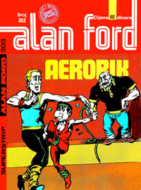 Alan Ford br.303