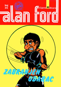 Alan Ford br.313