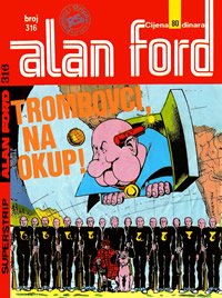 Alan Ford br.316