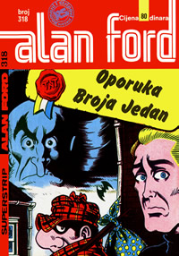 Alan Ford br.318