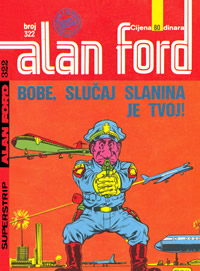 Alan Ford br.322