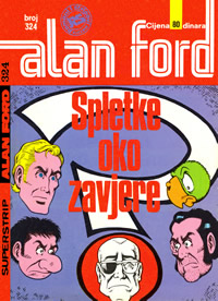 Alan Ford br.324